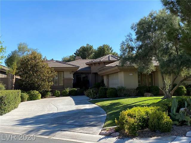 46 Feather Sound Drive, Henderson, NV 89052 (MLS #2220944) :: Billy OKeefe | Berkshire Hathaway HomeServices