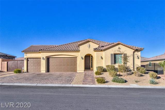 9718 Summer Bliss Avenue, Las Vegas, NV 89149 (MLS #2220966) :: Jeffrey Sabel