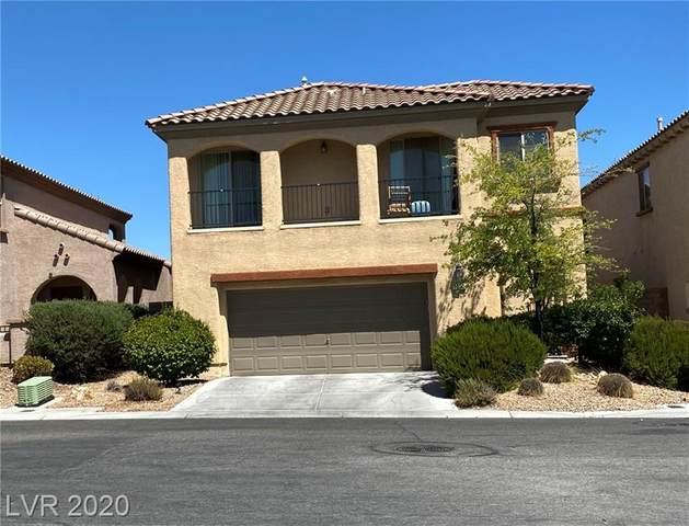 1032 Calvia Street, Las Vegas, NV 89138 (MLS #2220968) :: Billy OKeefe | Berkshire Hathaway HomeServices