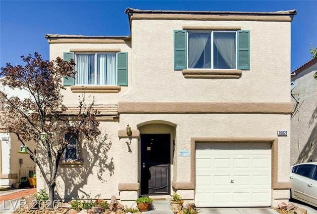 10021 Delicate Dew Street, Las Vegas, NV 89183 (MLS #2220991) :: Billy OKeefe | Berkshire Hathaway HomeServices