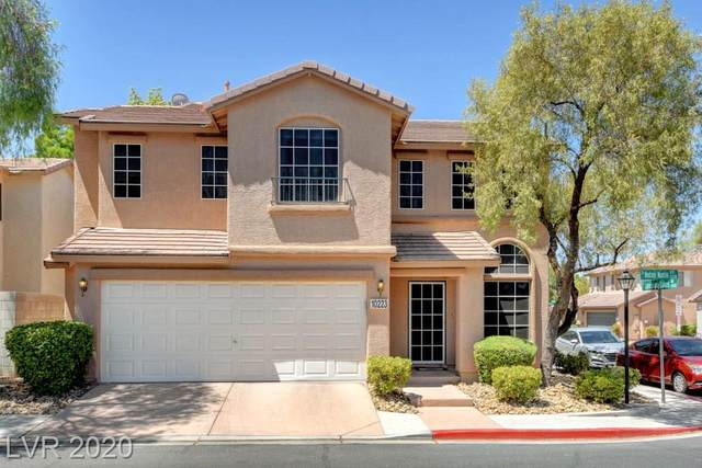 10223 Montana Mountain Street, Las Vegas, NV 89183 (MLS #2220992) :: Billy OKeefe | Berkshire Hathaway HomeServices