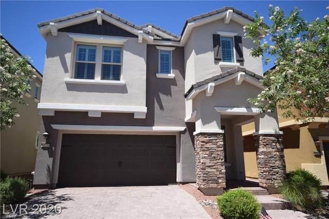 11238 Ventura Grass Court, Las Vegas, NV 89135 (MLS #2221005) :: Billy OKeefe | Berkshire Hathaway HomeServices