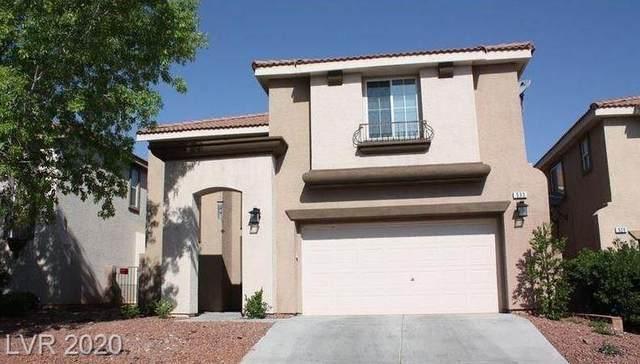 533 Via Santiago Street, Las Vegas, NV 89144 (MLS #2221019) :: Billy OKeefe | Berkshire Hathaway HomeServices
