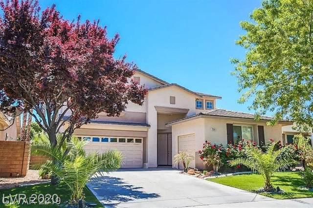 2381 Quintet Avenue, Henderson, NV 89052 (MLS #2221086) :: Billy OKeefe | Berkshire Hathaway HomeServices