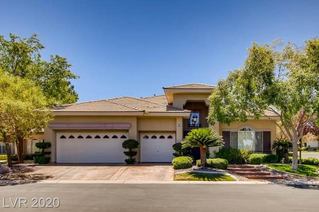 152 S Ring Dove Drive, Las Vegas, NV 89144 (MLS #2221092) :: Billy OKeefe | Berkshire Hathaway HomeServices