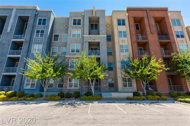 32 Serene Avenue #112, Las Vegas, NV 89123 (MLS #2221228) :: The Lindstrom Group