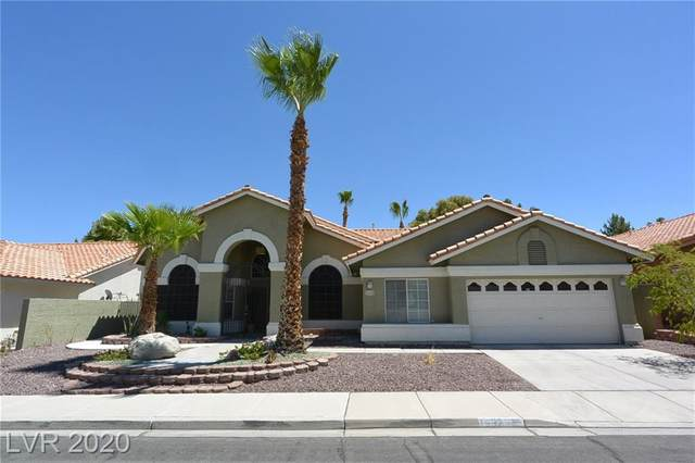 1532 Castle Crest Drive, Las Vegas, NV 89117 (MLS #2221241) :: The Lindstrom Group
