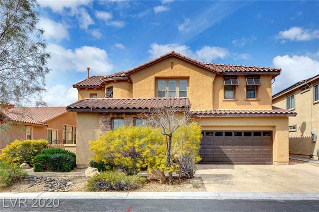 10007 Shiloh Heights Street, Las Vegas, NV 89178 (MLS #2221258) :: Vestuto Realty Group