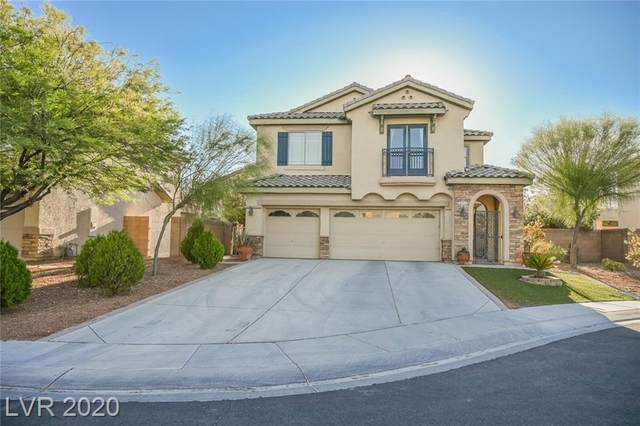5717 Earthsong Court, North Las Vegas, NV 89081 (MLS #2221264) :: The Mark Wiley Group | Keller Williams Realty SW