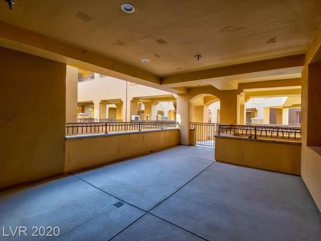 30 Via Mantova #309, Henderson, NV 89011 (MLS #2221359) :: Billy OKeefe | Berkshire Hathaway HomeServices