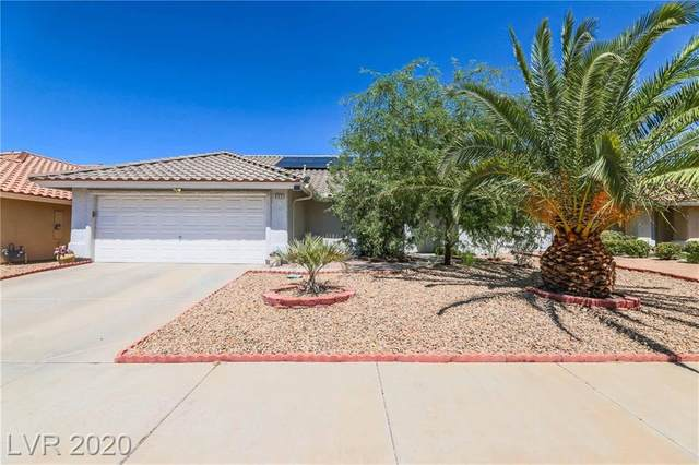 852 Coral Cottage Drive, Henderson, NV 89002 (MLS #2221400) :: Performance Realty