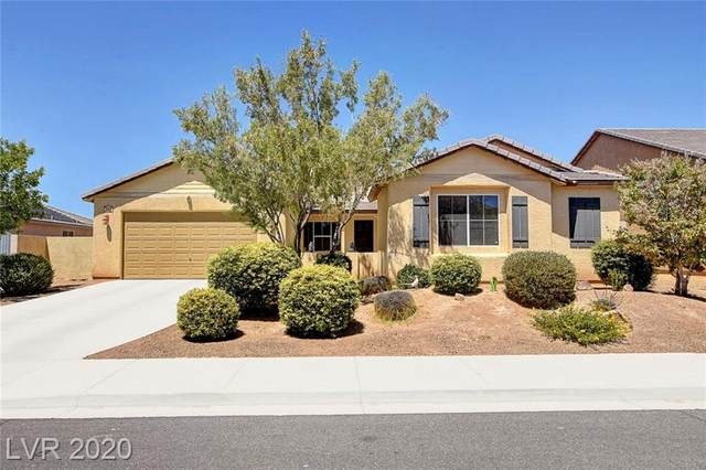 3920 Sedgwick Avenue, Pahrump, NV 89061 (MLS #2221405) :: Performance Realty
