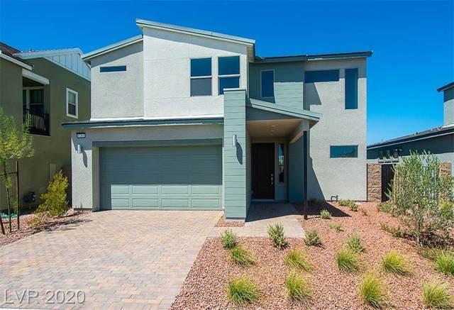 8281 Skye Highlands Street, Las Vegas, NV 89166 (MLS #2221481) :: Hebert Group | Realty One Group