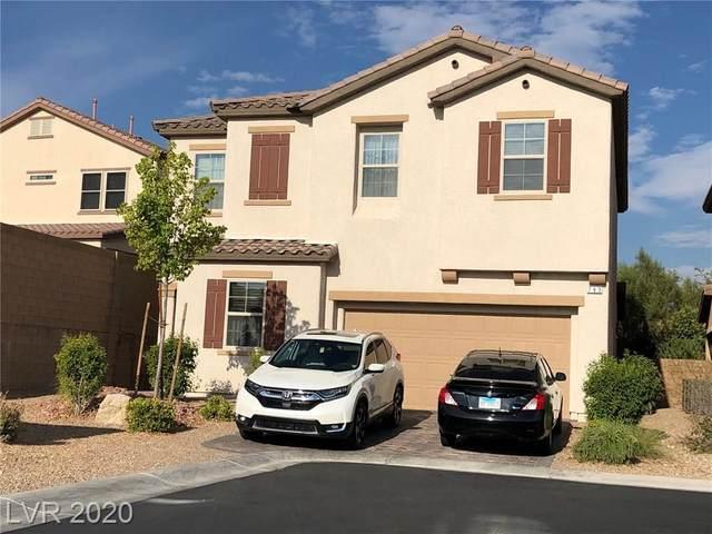 793 Cherry Hills Court, Las Vegas, NV 89148 (MLS #2221494) :: The Lindstrom Group