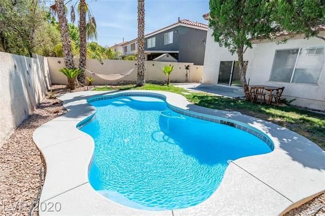 10116 Cupids Dart Street, Las Vegas, NV 89183 (MLS #2221523) :: The Lindstrom Group