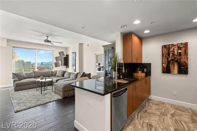 200 Sahara Avenue #2302, Las Vegas, NV 89102 (MLS #2221619) :: The Perna Group