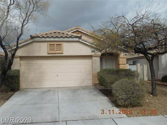 10488 Clarion River Drive, Las Vegas, NV 89135 (MLS #2221633) :: The Shear Team