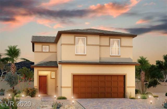3055 Eaglesfield Avenue Lot 22, North Las Vegas, NV 89081 (MLS #2221645) :: Helen Riley Group | Simply Vegas