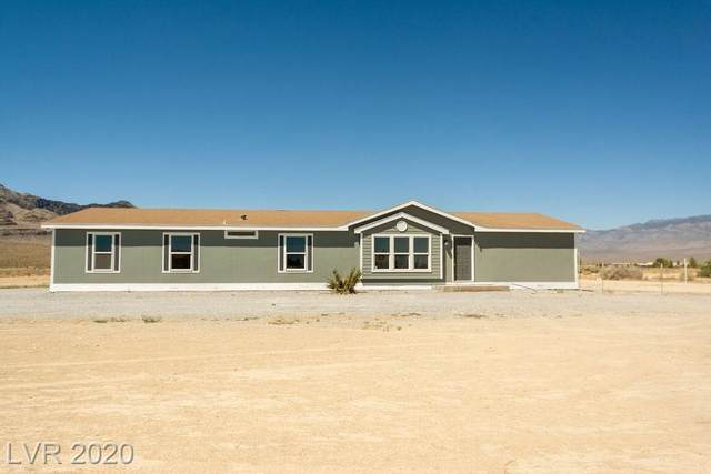 2570 Ambler Way, Pahrump, NV 89060 (MLS #2221657) :: Jeffrey Sabel