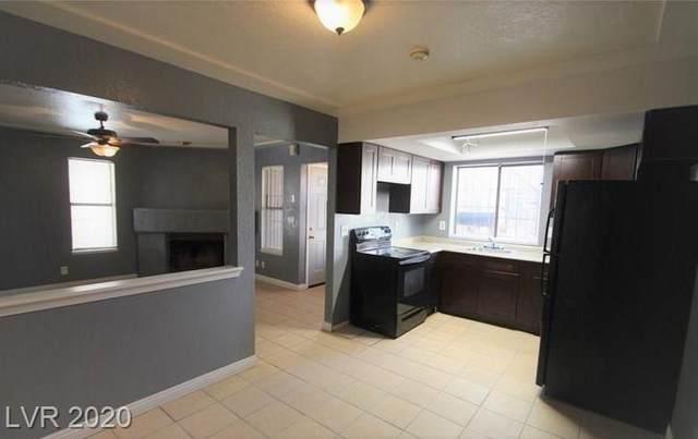2201 Sun Avenue B, North Las Vegas, NV 89030 (MLS #2221715) :: Hebert Group | Realty One Group