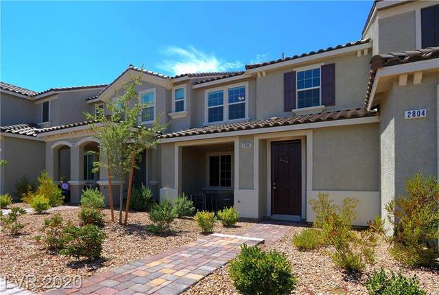 2806 Alenga Street, Henderson, NV 89044 (MLS #2221733) :: The Shear Team