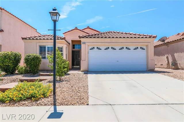 4933 Morning Splash Avenue, Las Vegas, NV 89131 (MLS #2221736) :: Performance Realty