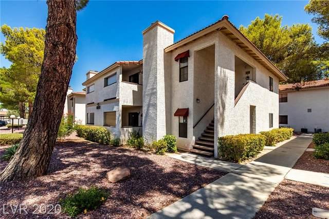 6651 Tropicana Avenue #102, Las Vegas, NV 89103 (MLS #2221746) :: Kypreos Team