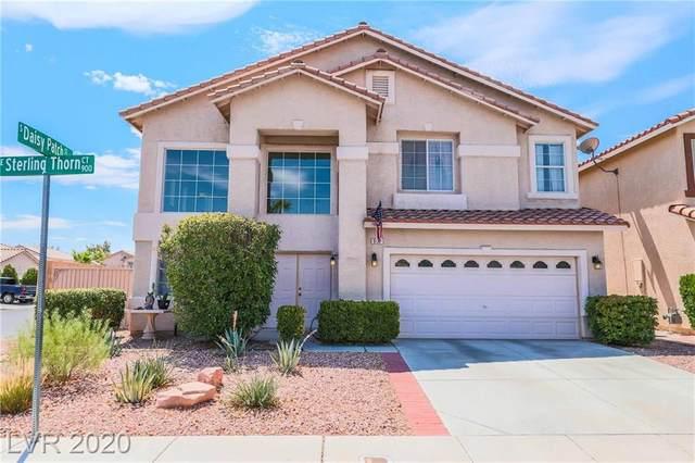 927 Sterling Thorn Court, Las Vegas, NV 89183 (MLS #2221750) :: Kypreos Team