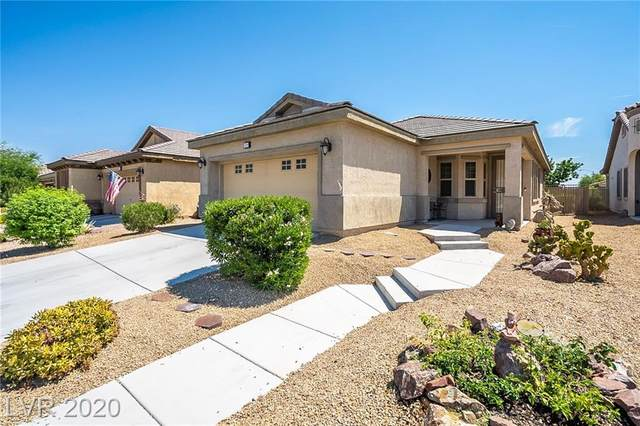 3629 Citrus Heights Avenue, North Las Vegas, NV 89081 (MLS #2221755) :: The Lindstrom Group