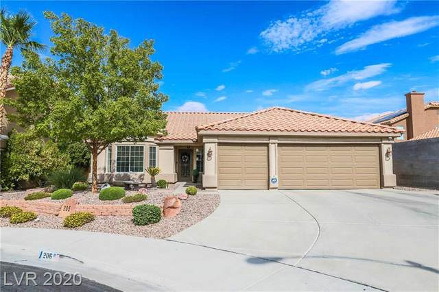 206 Chaco Canyon Drive, Henderson, NV 89074 (MLS #2221764) :: Helen Riley Group | Simply Vegas