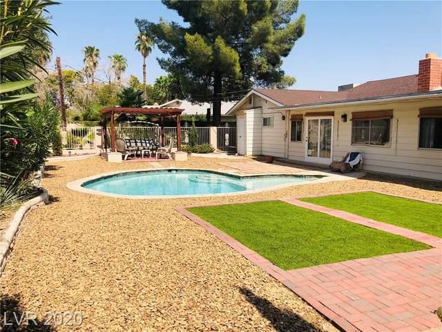 4593 Rancho Hills Drive, Las Vegas, NV 89119 (MLS #2221770) :: Performance Realty