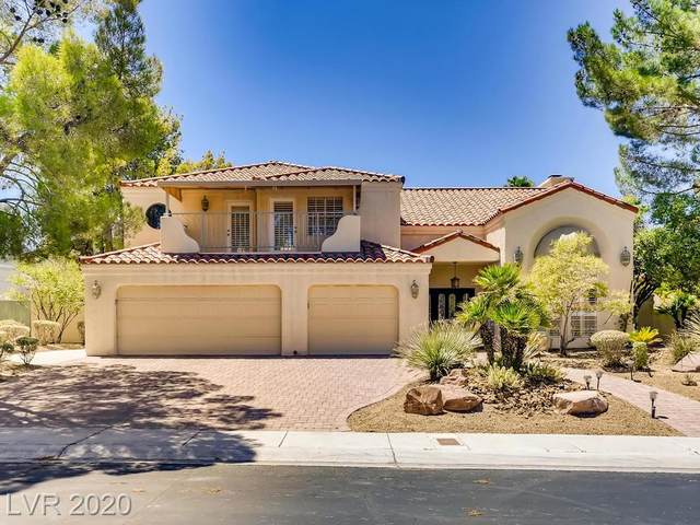 53 Gulf Stream Court, Las Vegas, NV 89113 (MLS #2221786) :: The Lindstrom Group