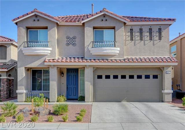 8140 Hunter Hill Court, Las Vegas, NV 89139 (MLS #2221871) :: Hebert Group | Realty One Group