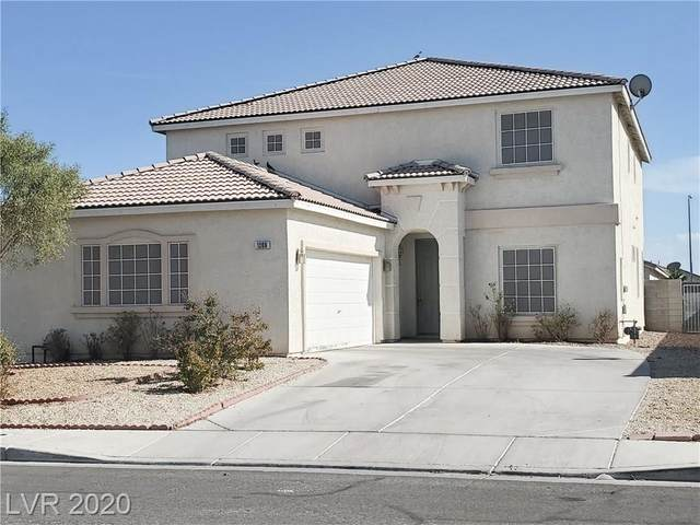 1209 Cypress Falls Court, North Las Vegas, NV 89081 (MLS #2221937) :: The Mark Wiley Group | Keller Williams Realty SW