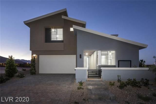 9842 Starlight Ridge Avenue, Las Vegas, NV 89148 (MLS #2221940) :: The Lindstrom Group