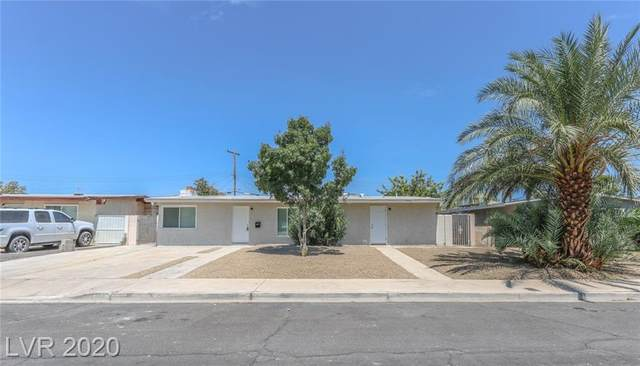 516 Frederick Avenue, Las Vegas, NV 89106 (MLS #2221958) :: Helen Riley Group | Simply Vegas