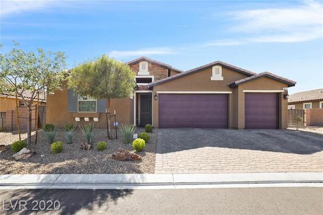 5677 Mystical Knight Court, Las Vegas, NV 89149 (MLS #2221963) :: Jeffrey Sabel