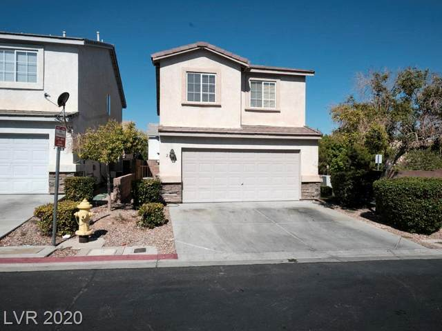 2031 William Holden Court, Las Vegas, NV 89142 (MLS #2221984) :: The Mark Wiley Group | Keller Williams Realty SW