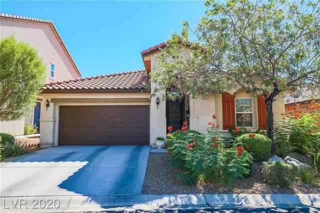 10376 Saddle Mountain Street, Las Vegas, NV 89178 (MLS #2221987) :: Helen Riley Group | Simply Vegas