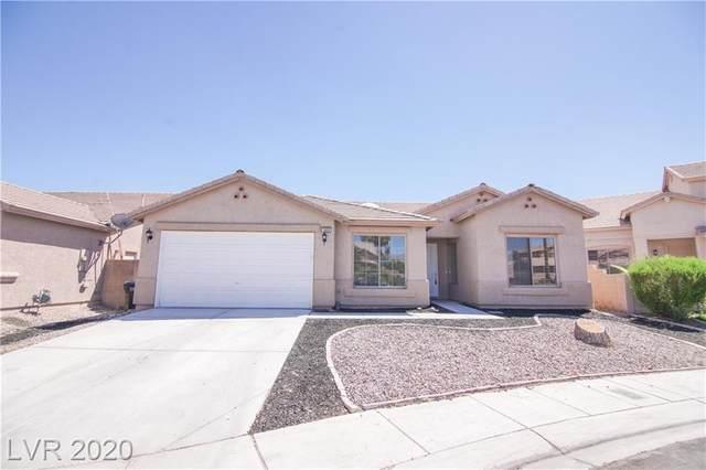 1009 Stoneypeak Avenue, North Las Vegas, NV 89081 (MLS #2222035) :: The Mark Wiley Group   Keller Williams Realty SW