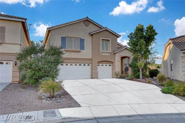 1820 Capo San Vito Avenue, Las Vegas, NV 89123 (MLS #2222046) :: Helen Riley Group   Simply Vegas