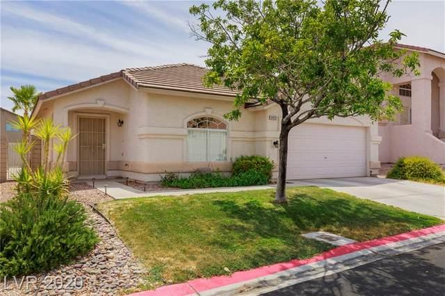 8429 Radiant Ruby Avenue, Las Vegas, NV 89143 (MLS #2222047) :: Jeffrey Sabel