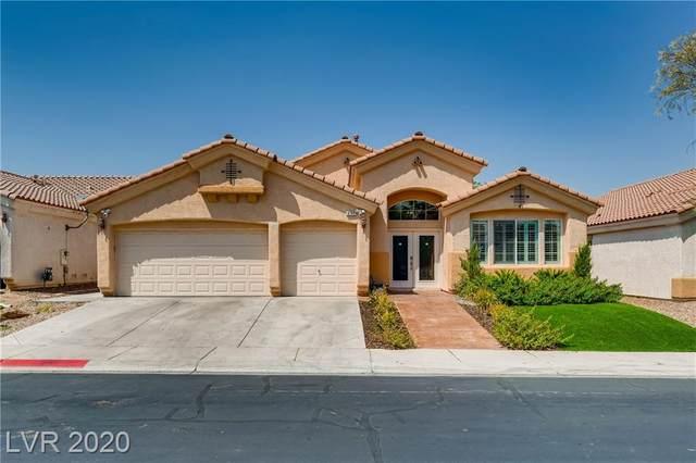 4140 Bottiglia Avenue, Las Vegas, NV 89141 (MLS #2222141) :: Kypreos Team