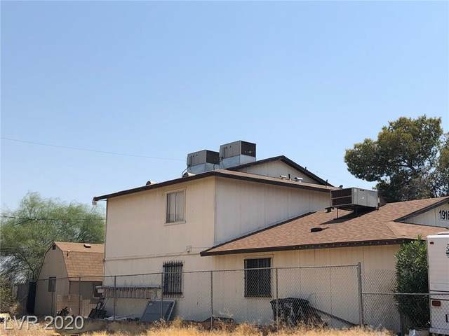 1916 Yale Street, North Las Vegas, NV 89030 (MLS #2222173) :: Signature Real Estate Group