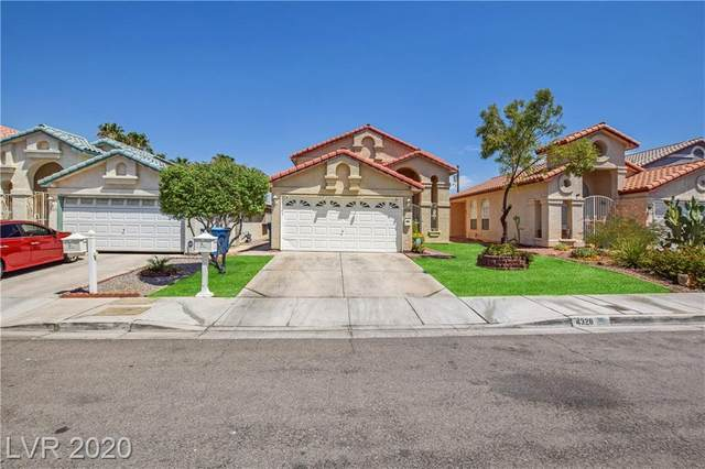 4326 Flagship Court, Las Vegas, NV 89121 (MLS #2222231) :: Helen Riley Group | Simply Vegas