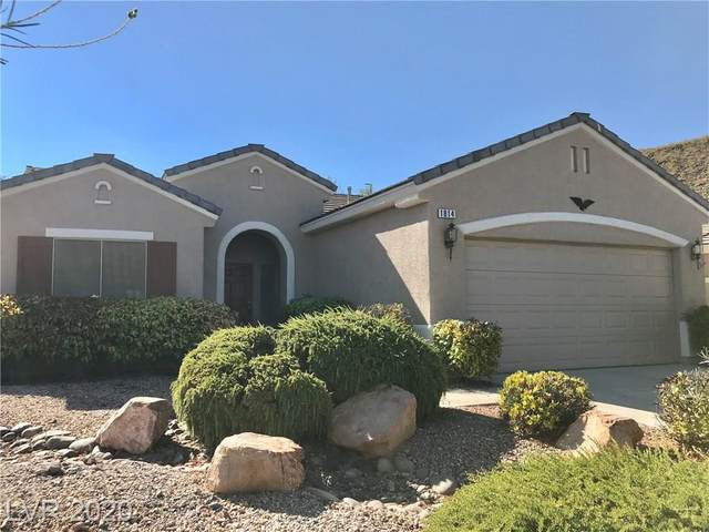 1814 High Mesa Drive, Henderson, NV 89012 (MLS #2222298) :: The Mark Wiley Group | Keller Williams Realty SW