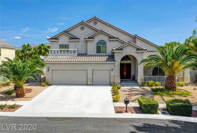 7610 Pleasant Colony Court, Las Vegas, NV 89131 (MLS #2222352) :: Hebert Group | Realty One Group