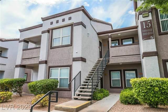 7255 Sunset Road #2107, Las Vegas, NV 89113 (MLS #2222360) :: Jeffrey Sabel