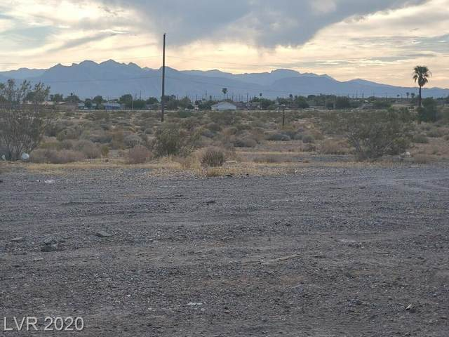 Ward Street, North Las Vegas, NV 89032 (MLS #2222368) :: Jeffrey Sabel