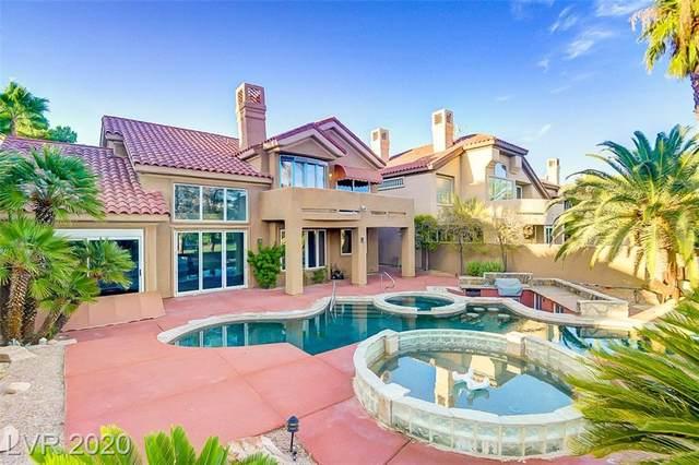 7833 Rancho Mirage Drive, Las Vegas, NV 89113 (MLS #2222386) :: The Lindstrom Group